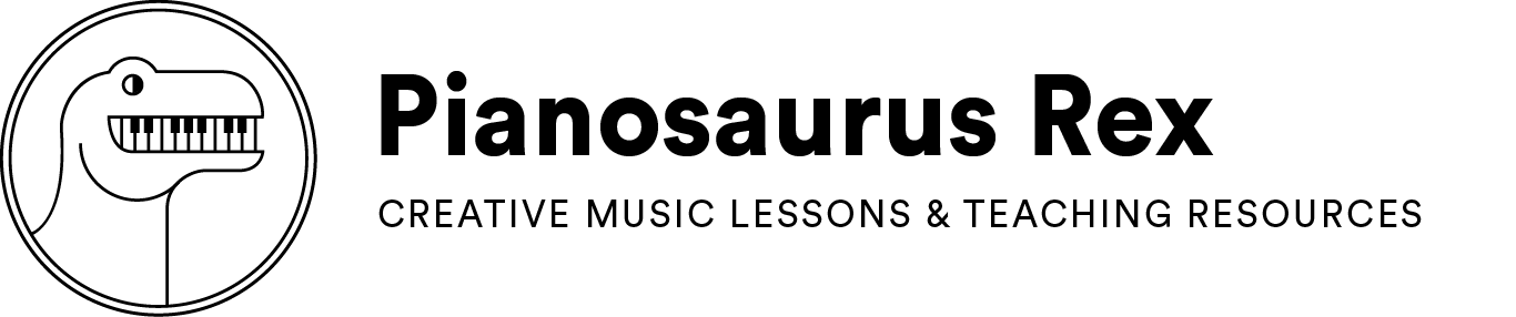Pianosaurus Rex
