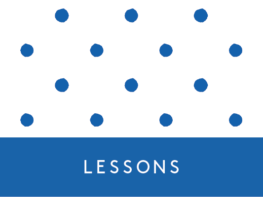 Posts About Lessons