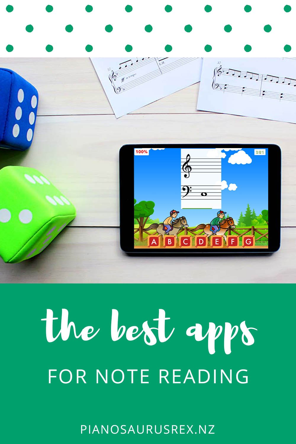 Best Note Reading Apps For IPad