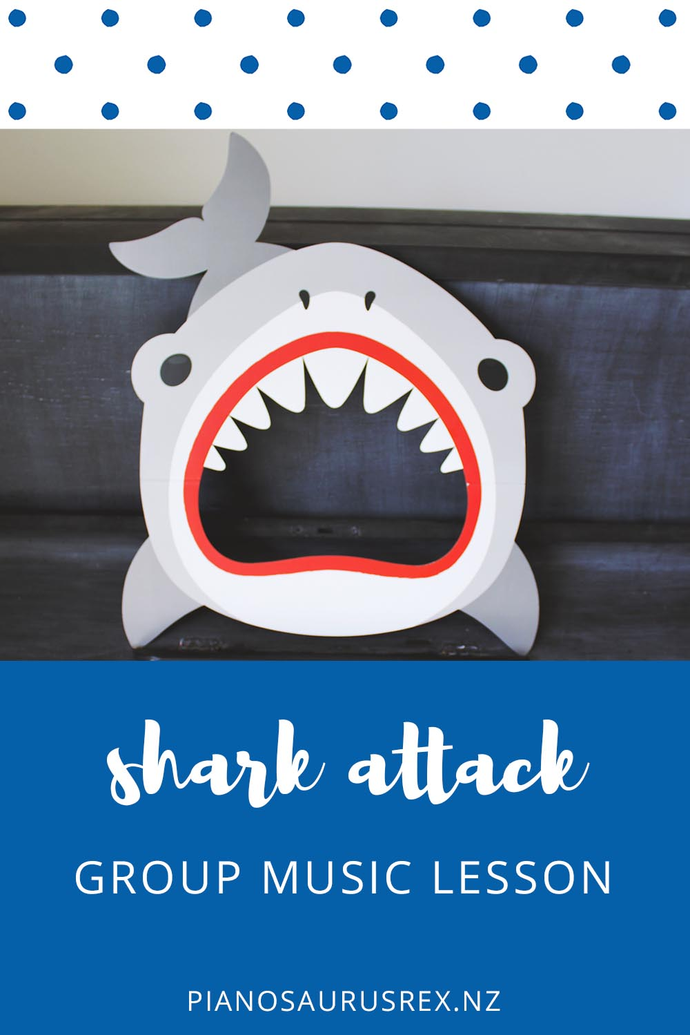 Shark Attack Group Lesson