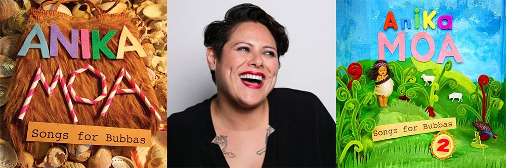 Anika Moa Preschool Music