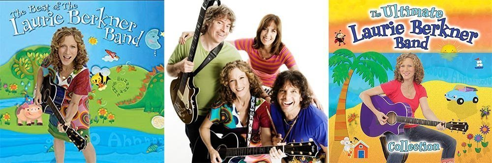 Laurie Berkner Band Preschool Music