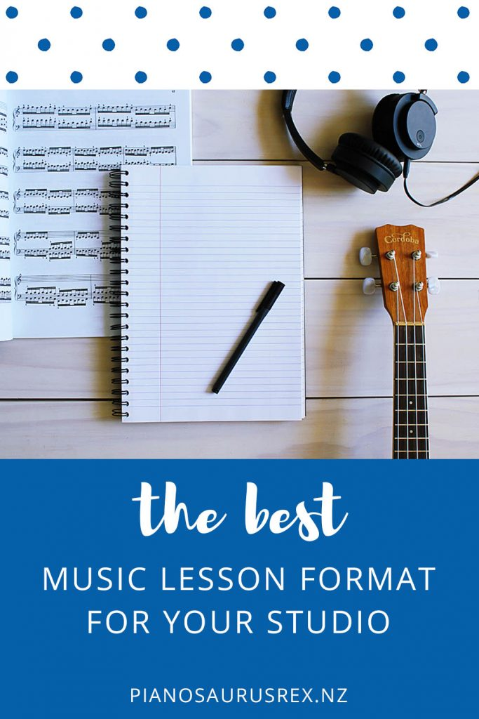 Choosing the Best Music Lesson Format