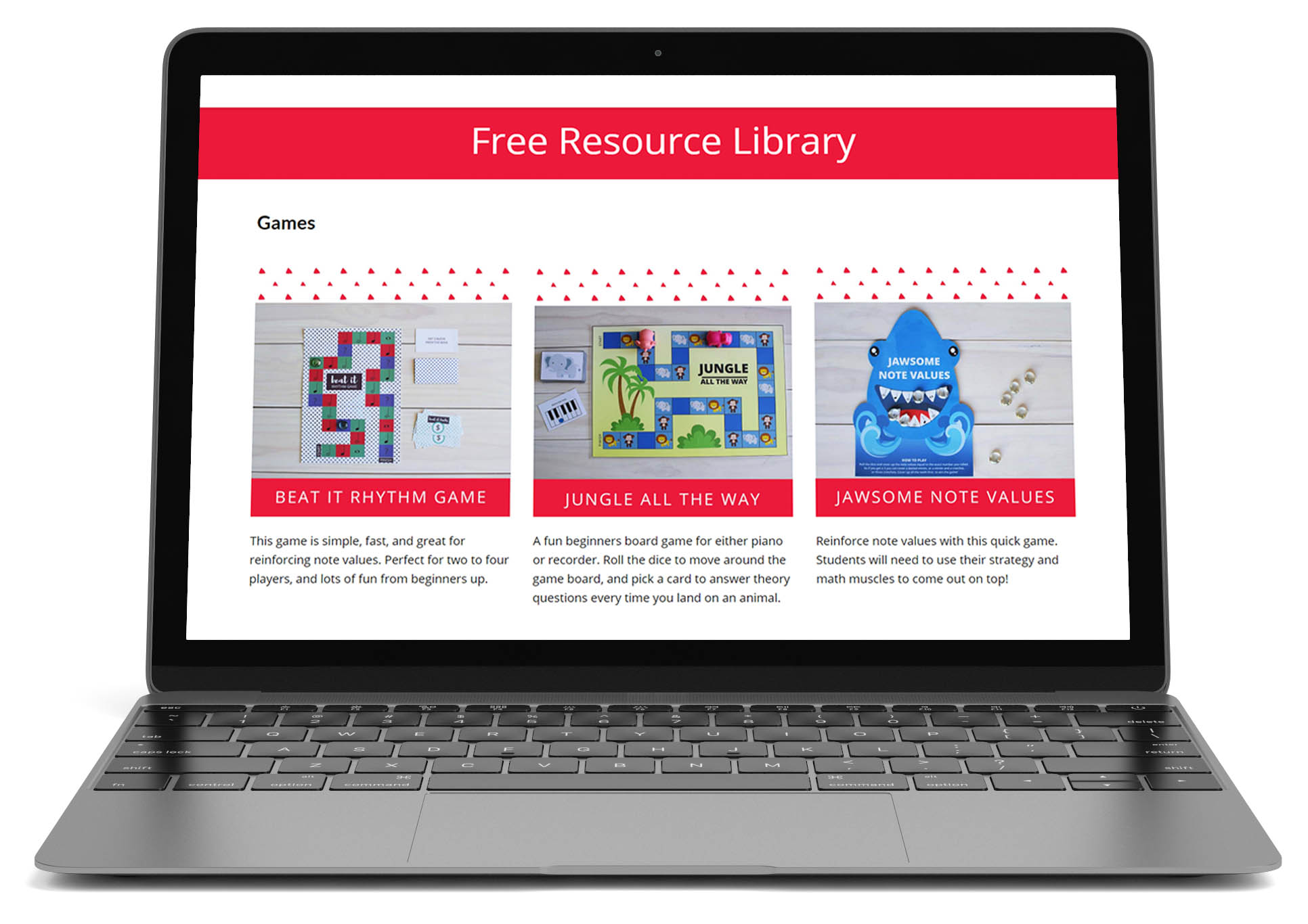 Free Resource Library